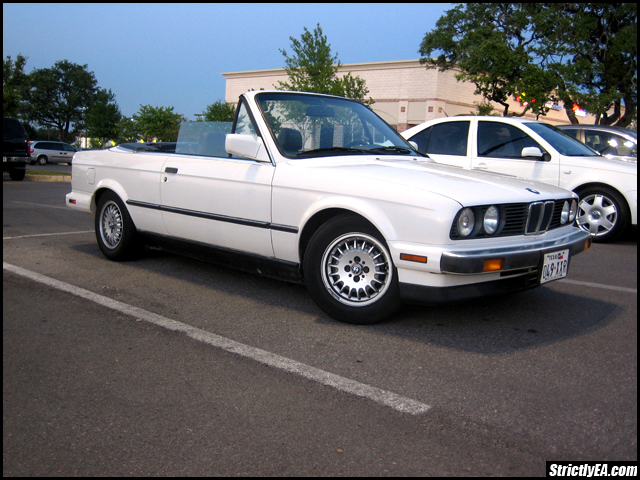 1989 Bmw 325i Convertible Images